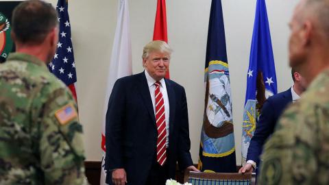 Пентагон и ЦРУ загоняют Трам…