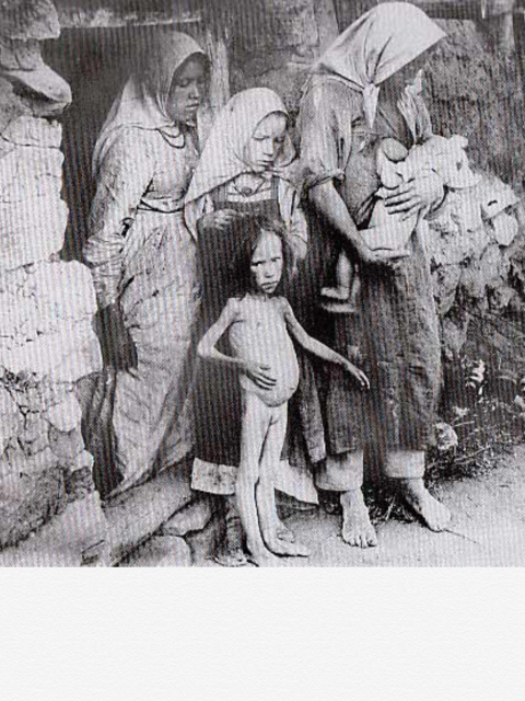 Голодомор в России в 1921-1923гг.