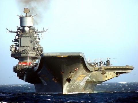 Не «Кузнецовым» единым: ВМФ …