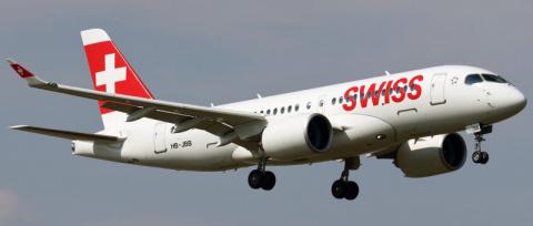 Авиакомпания SWISS поставила…