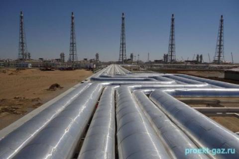 Иран начнет строить седьмой по счету газопровод