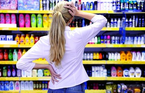 Почему 95% женщин моет голов…