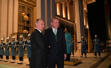 «Ураганное турне» Путина: Ег…