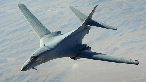 Сбитый ВС США самолет ВВС Си…