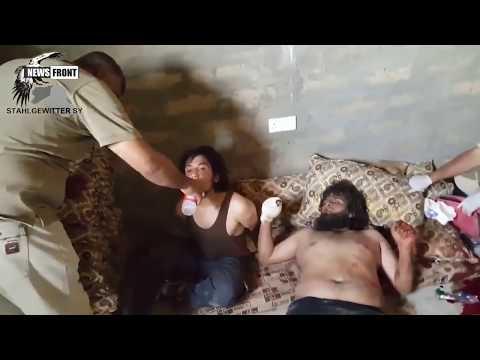 [18+] Армия Ирака взяла в плен боевиков ИГИЛ
