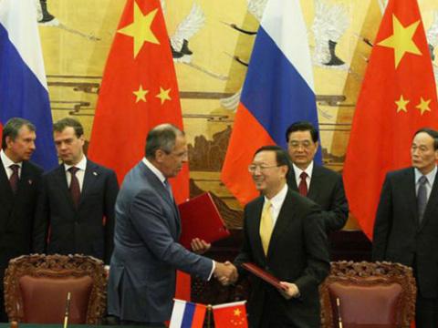 Россия может дорого заплатить за дружбу с Китаем