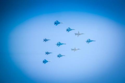«Мы их найдём и покараем»: ВКС РФ «накрыли» 5 командиров ан-Нусры