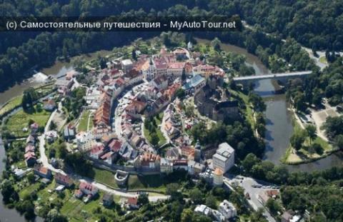 Чешский Локет - сокровищница тайн и привидений