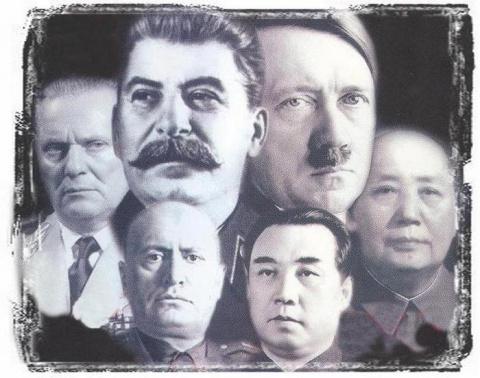 Семь великих диктаторов, ост…