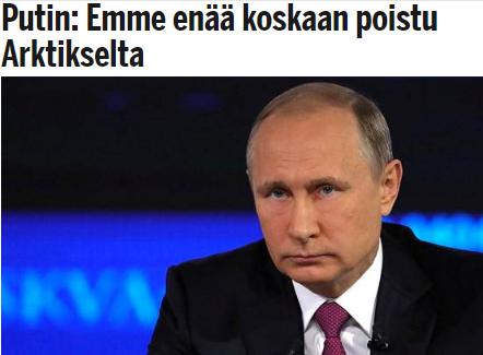 """Что финские СМИ писали о """"Прямой линии"""" с Владимиром Путиным"""