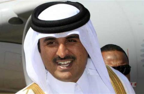Эмир Катара передал послание для президента России