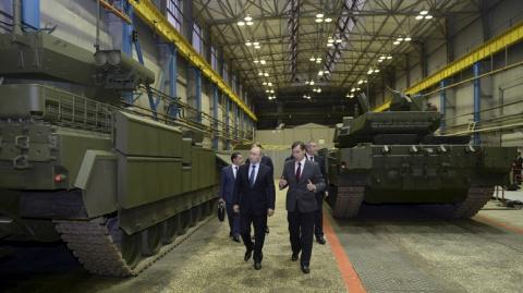 CM: о воинственности России …