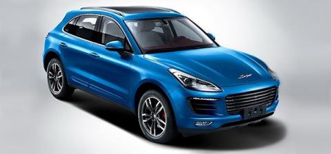 Китайцы выпустили клон Porsche Macan