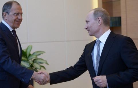 Владимир Путин и Сергей Лавров не изменят политического курса