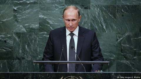 "После речи Путина в ООН: "" И…"