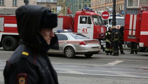 В Санкт-Петербурге прогремел…
