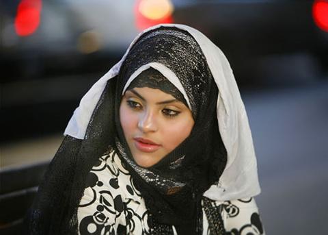В Париже саудовская принцесс…
