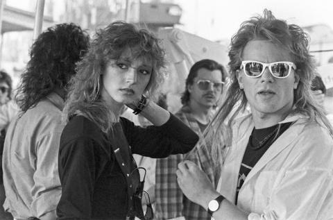 Звёзды эстрады конца 80-х то…