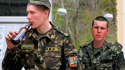 Опять млять об Украине
