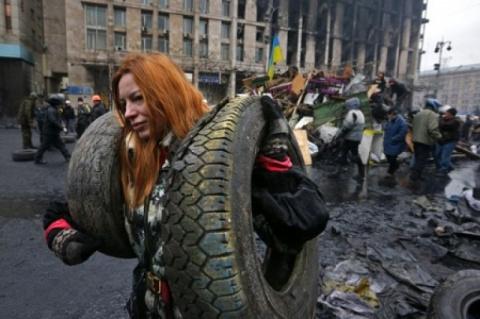 В нынешнем кризисе Украины в…