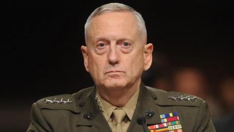 Главе Пентагона посоветовали…