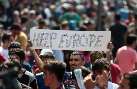 Переселение европейцев в Рос…