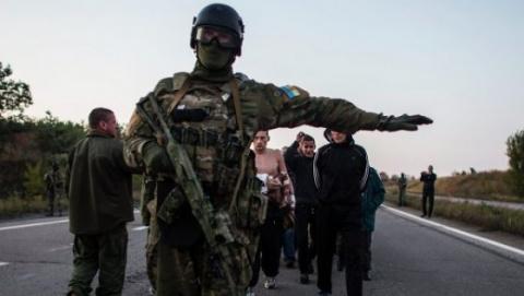 Киев получил список пленных для освобождения от ЛНР