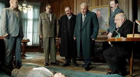 Смерть Сталина вызвала сканд…