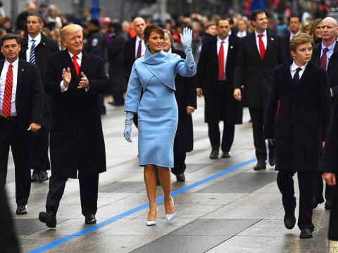 "Трамп заявил о ""великой Амер…"