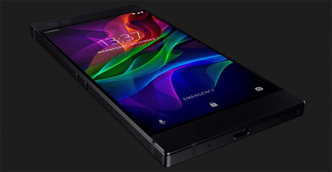 Анонс смартфона Razer Phone …
