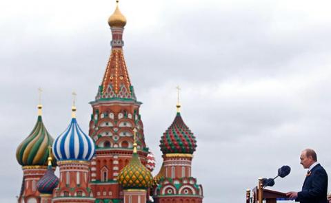 Почему Запад так боится России?