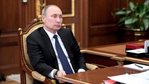 Путин поручил Госдуме рассмотреть новый антикоррупционный закон