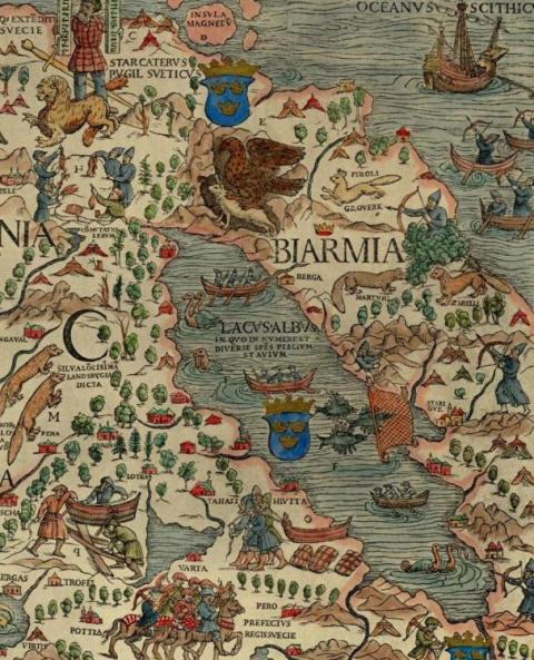 Биармия и Древняя Русь
