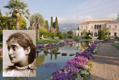 Рукотворный рай баронессы де Ротшильд: как дочь миллионера вошла в историю
