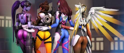 Blizzard удалила из Overwatch пасхалку про мастурбацию