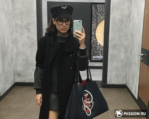 Виктория Дайнеко удивила фанатов снимком в БДСМ-стиле