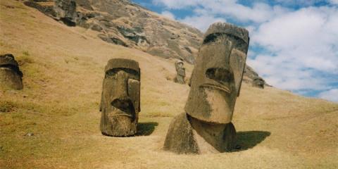 Множество загадок острова Пасхи