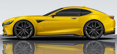 Новая Mazda c роторным двига…