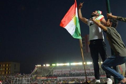 Опубликованы предварительные результаты референдума в Иракском Курдистане