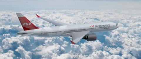 Авиакомпания NordWind начала…