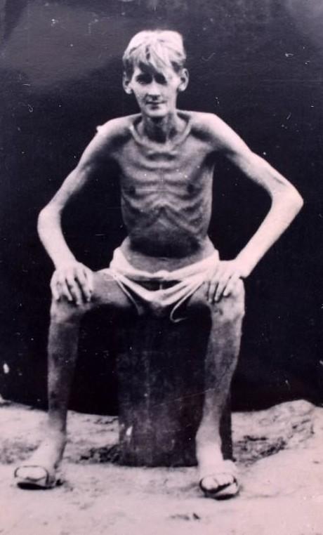 Британских пленных в Японии …