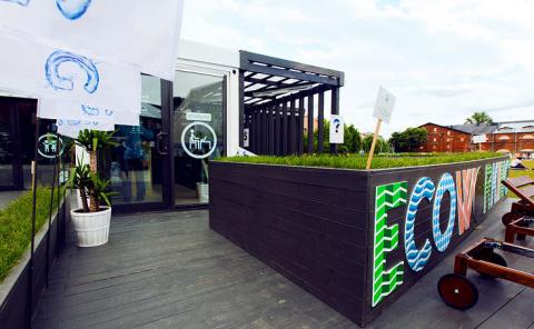 В Москве придумали экологичный бренд с прицелом на нарицательность