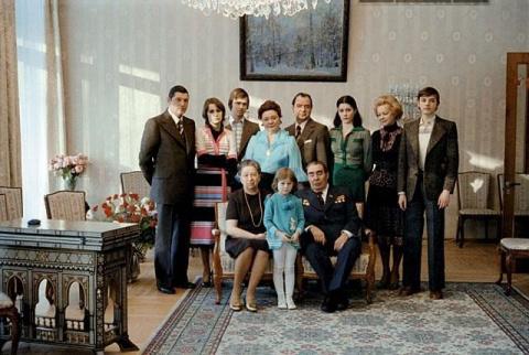 Семейные тайны Брежнева