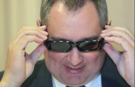 Рогозин ответил Порошенко рэ…