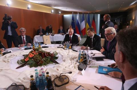 Путин переиграл в Берлине: Е…
