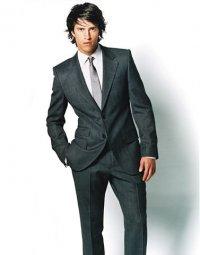 Цвет мужского делового костюма