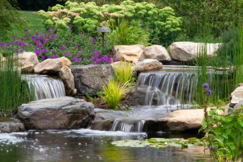 Водопады и каскады: Очарован…