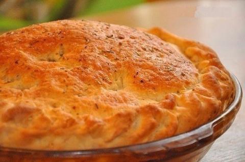 Превосходный пирог с мясом «…
