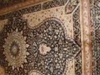 Персидские ковры и торсионные поля