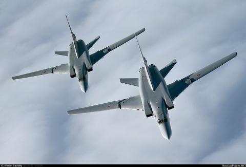 6 российских бомбардировщико…